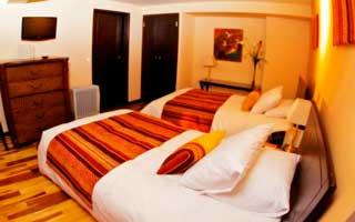 Habitacion Hotel Tierra Viva - Cusco