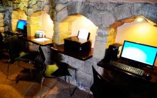 Ingternet del Hotel Tierra Viva - Cusco