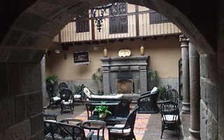 sala Hotel Tierra Viva - Cusco
