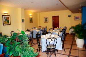 Restaurant del Hotel Acosta