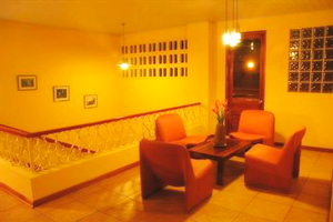 Sala del Hotel Acosta