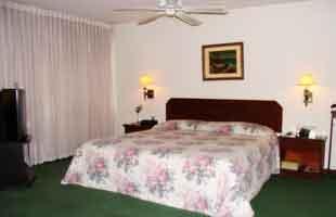 Dormitorio de Hotel Boulevard