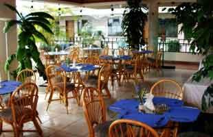 Comedor de Hotel Boulevard