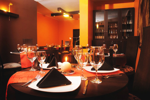Restaurant del Hotel Boutique Dreams