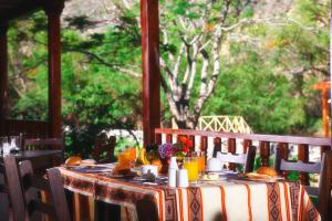 Desayuno en el Hotel Casa Andina Classic Chachapoyas
