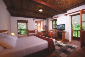Habitación del Hotel Casa Andina Classic Chachapoyas