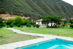 Piscina Hotel Casa Andina Classic Chachapoyas