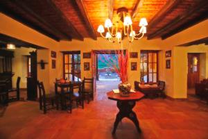 Sala del Hotel Casa Andina Classic Chachapoyas