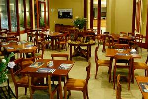 Sala del Hotel Casa Andina Classic Chincha Sausal
