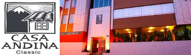 El Hotel Casa Andina Classic Arequipa Jerusalén
