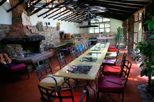Comedor del Casa de Campo Urubamba