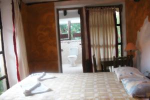 Habitación del Casa de Campo Urubamba