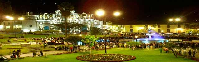 Hotel El Mirador Cajamarca