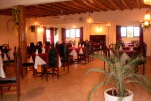 Comedor del Hotel el Mirador de Paracas