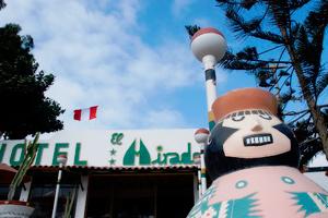 Hotel el Mirador de Paracas