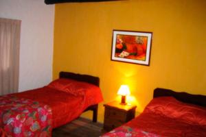 Habitación del Hotel Hacienda Yanamarca - Cajamarca