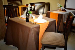 Comedor del Hotel Intiotel