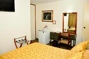Habitación del Hotel Intiotel