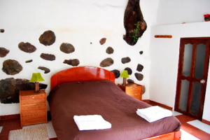 Habitación del Hotel Iskay Ollantaytambo