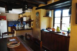 Cocina del Hotel K'uychi Rumi