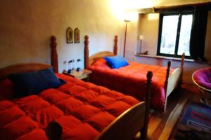 Habitación del Hotel K'uychi Rumi