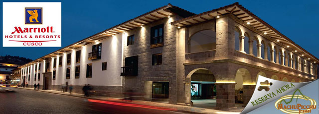 Marriot Hotel Cusco