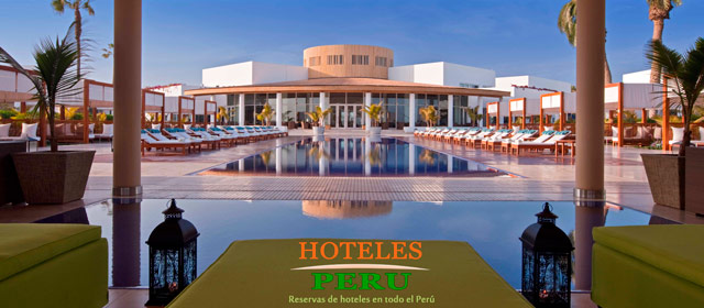 Hotel Paracas a Luxury Collection Resort