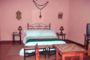 Habitación del Hotel Posada de Puruay Cajamarca