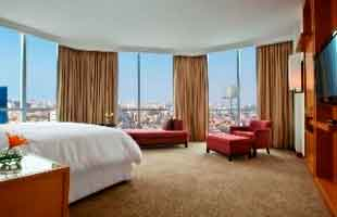Habitación - The Westin Lima Hotel