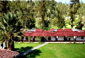hotel laguna seca cajamarca
