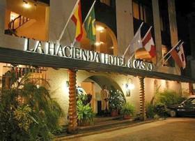 la hacienda hotel y casino en lima