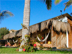 Mancora - Bungalows Beach