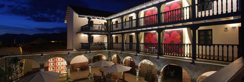 Hotel El Mercado Tunqui
