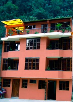 hostal plaza en machupicchu