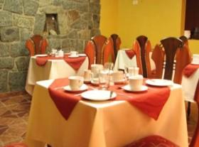 hotel plaza andina en machupicchu