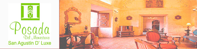 San Agustin Posada del Monasterio Hotel