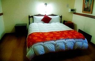 Habitación del Hotel Royal Inka II