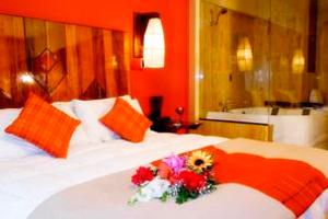 Habitación del Royal Inn Hotel- Puno