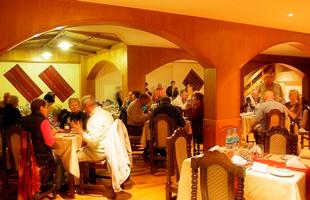 Comedor del Hotel Samay