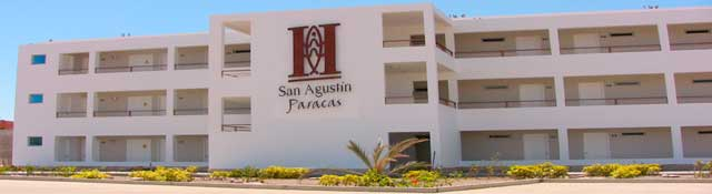 Resort Hotel San Agustin Paracas