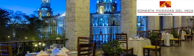 Hotel Sonesta Posadas del Inca Arequipa