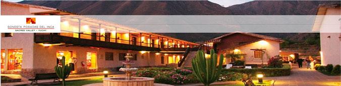 Sonesta Posada del Inca Valle Sagrado Hotel
