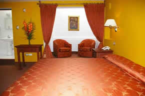 hotel Terra Andina en Cusco