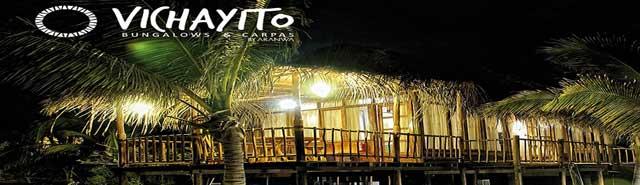 Hotel Vichayito Bungalows & Carpas