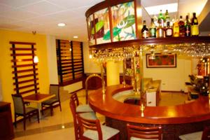 Bar del Victoria Regia Hotel Suites
