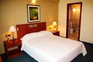 Habitación del Victoria Regia Hotel Suites