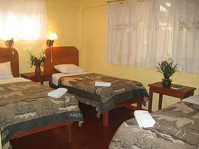 hotel wiracocha en machupicchu