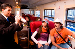 Tren Expedition - Peru Rail