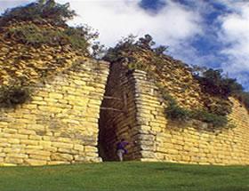 Complejo Arqueológico de Kuelap
