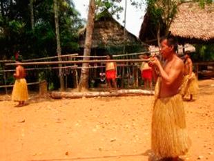 nativos de amazonas
